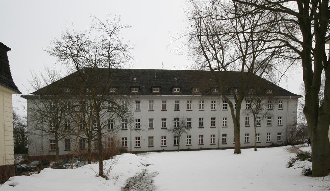 Rettberg Kaserne Eutin