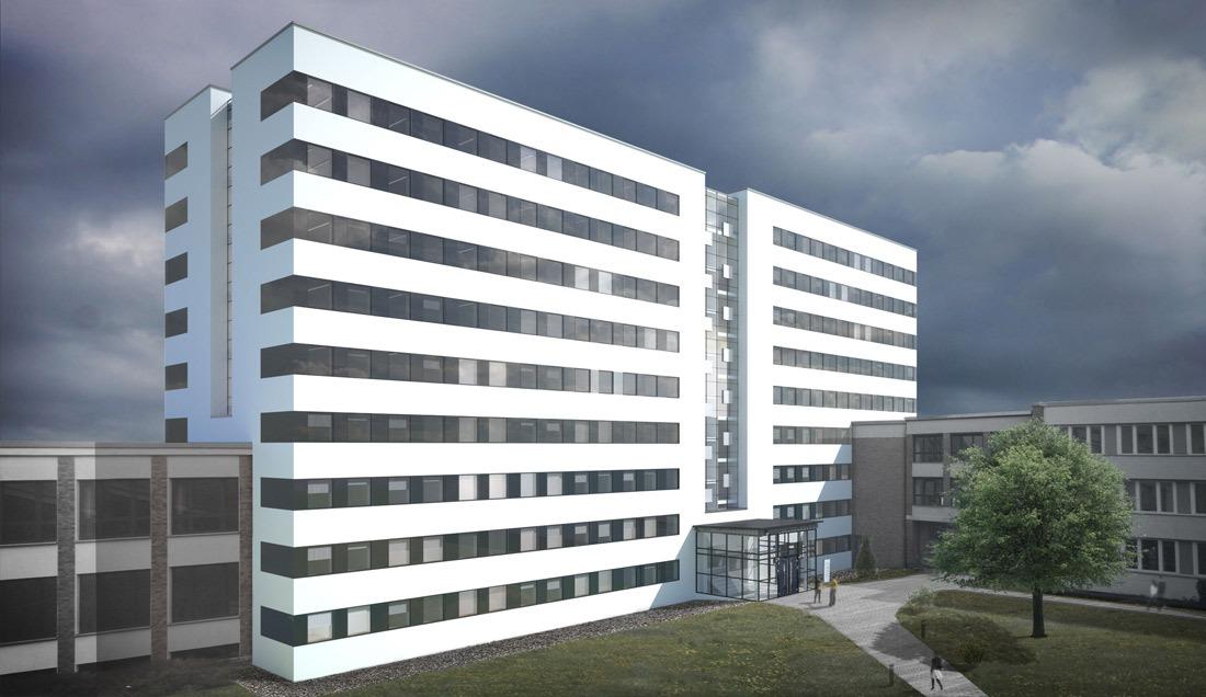 Architekten Rostock architekten rostock hamburg bastmann zavracky finanzamt haus